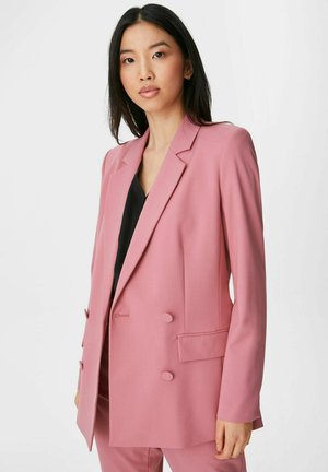 Blazer - dark rose