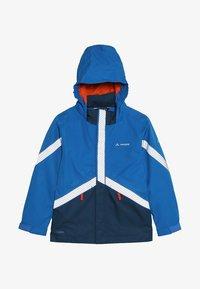 Vaude - KIDS LUMINUM JACKET - Waterproof jacket - radiate blue - 4