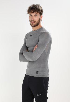 PRO COMPRESSION - Undershirt - carbon heather/black/(black)