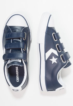 STAR PLAYER JUNIOR - Sneakers basse - navy/white