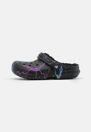 CLASSIC OUT OF THIS WORLD UNISEX - Chaussons - black