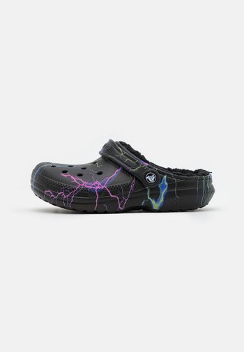CLASSIC OUT OF THIS WORLD UNISEX - Kapcie - black