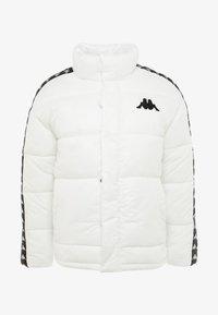 Kappa - FRANCIS - Chaqueta de invierno - bright white - 5