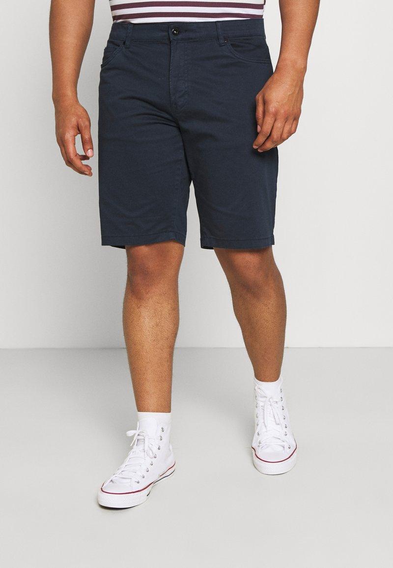 Johnny Bigg - MARSHALL ELASTIC CHINO  - Shorts - navy