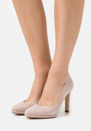 HERDI - Classic heels - mauve
