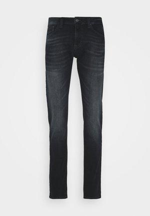 SCANTON SLIM - Slim fit -farkut - dutton blue