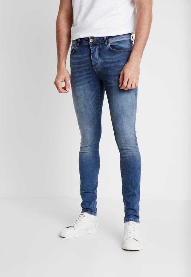 DUST - Jeans Skinny Fit - dark used