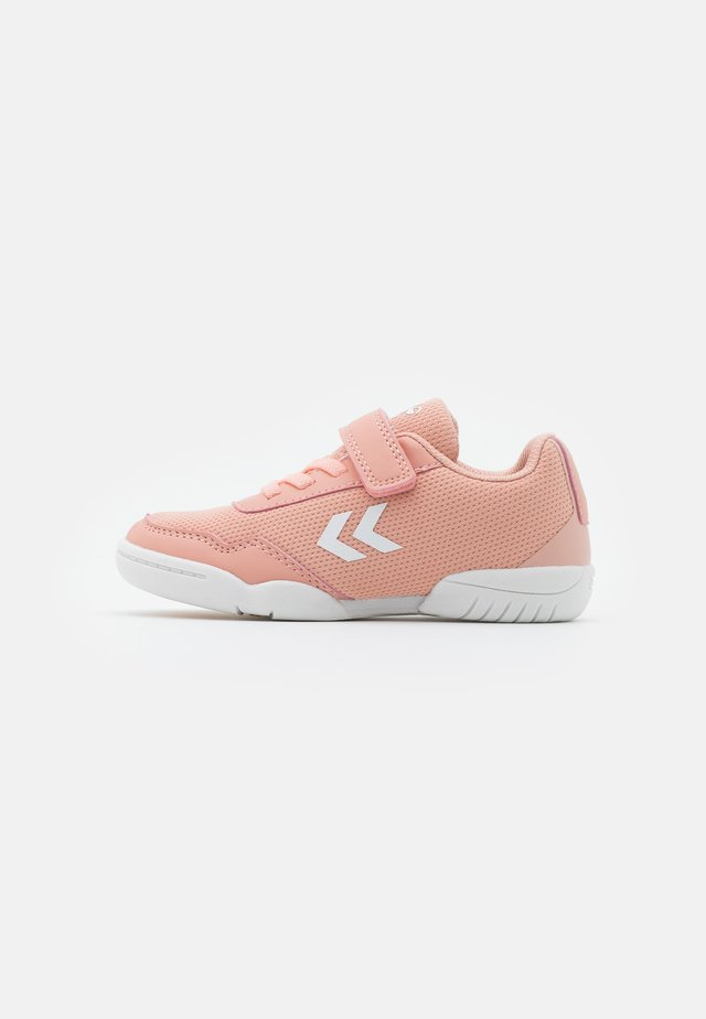 AERO TEAM - Handbalschoenen - dusty pink