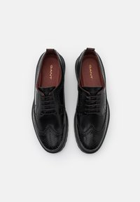 GANT - BEAUMONT - Oksfordki - black - 3