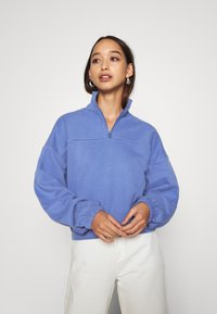 Weekday - LOU  - Sweater - dove blue - 0