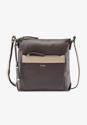 MAYLA - Across body bag - braun