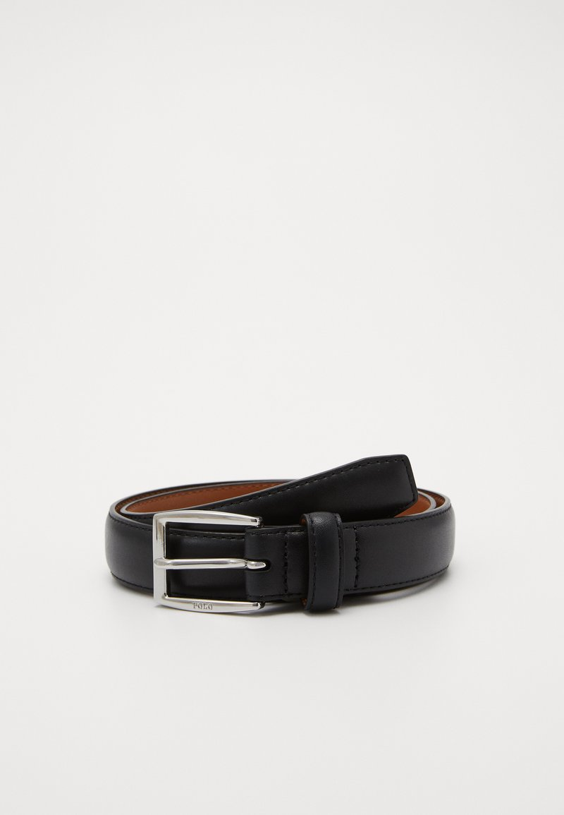 Polo Ralph Lauren - CASUA SMOOTH - Pásek - black