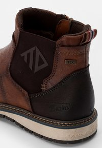 TOM TAILOR - Classic ankle boots - brown - 5