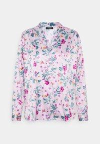 LASCANA - FLOWER LONG SET - Pyjamas - lilac - 1