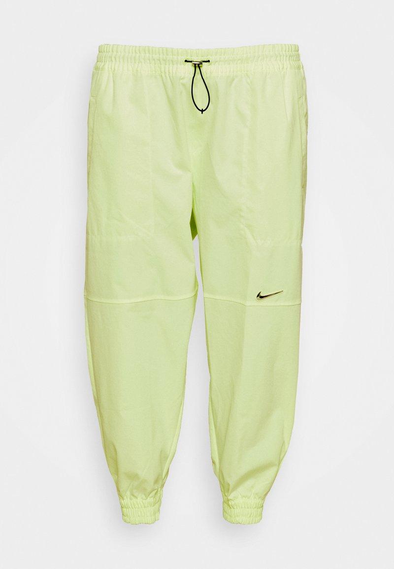 Nike Sportswear - Trousers - barely volt