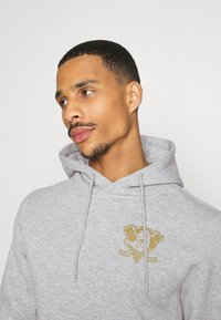 Fanatics - ANAHEIM LOGO GRAPHIC HOODIE - Hoodie - sports grey - 3