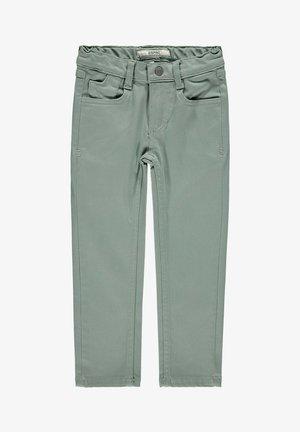 Straight leg jeans - light khaki