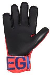 Nike Performance - MATCH - Goalkeeping gloves - laser crimson/black/black - 3