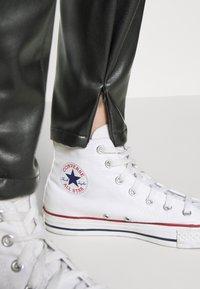 Noisy May - NMDUST LEGGING - Leggings - black - 4