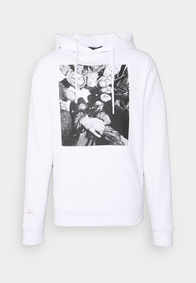 DOLLA BILL - Sweatshirts - white