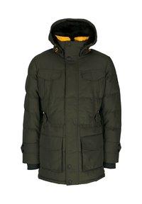 Wellensteyn - SEAMASTER STROBO AIRTEC - Winter coat - dark green - 2