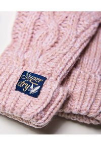 Superdry - ARIZONA - Gloves - rose - 2