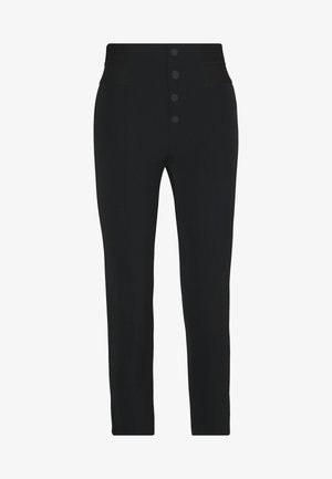 SOHO FASHION PANTS - Kalhoty - black