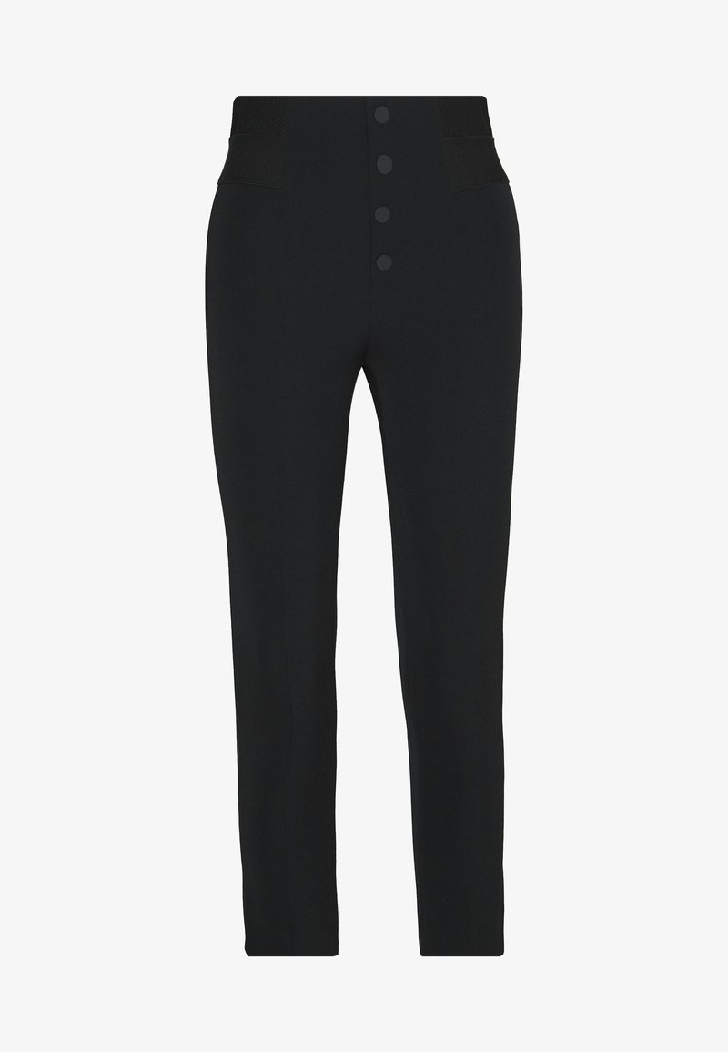 Steffen Schraut - SOHO FASHION PANTS - Trousers - black