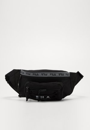 WAIST BAG MOUNTAIN - Ledvinka - black