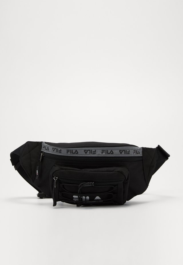 WAIST BAG MOUNTAIN - Bum bag - black