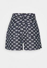 maje - IONALA - Trousers - marine - 8