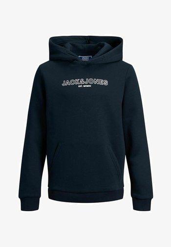 Hoodie - navy blazer