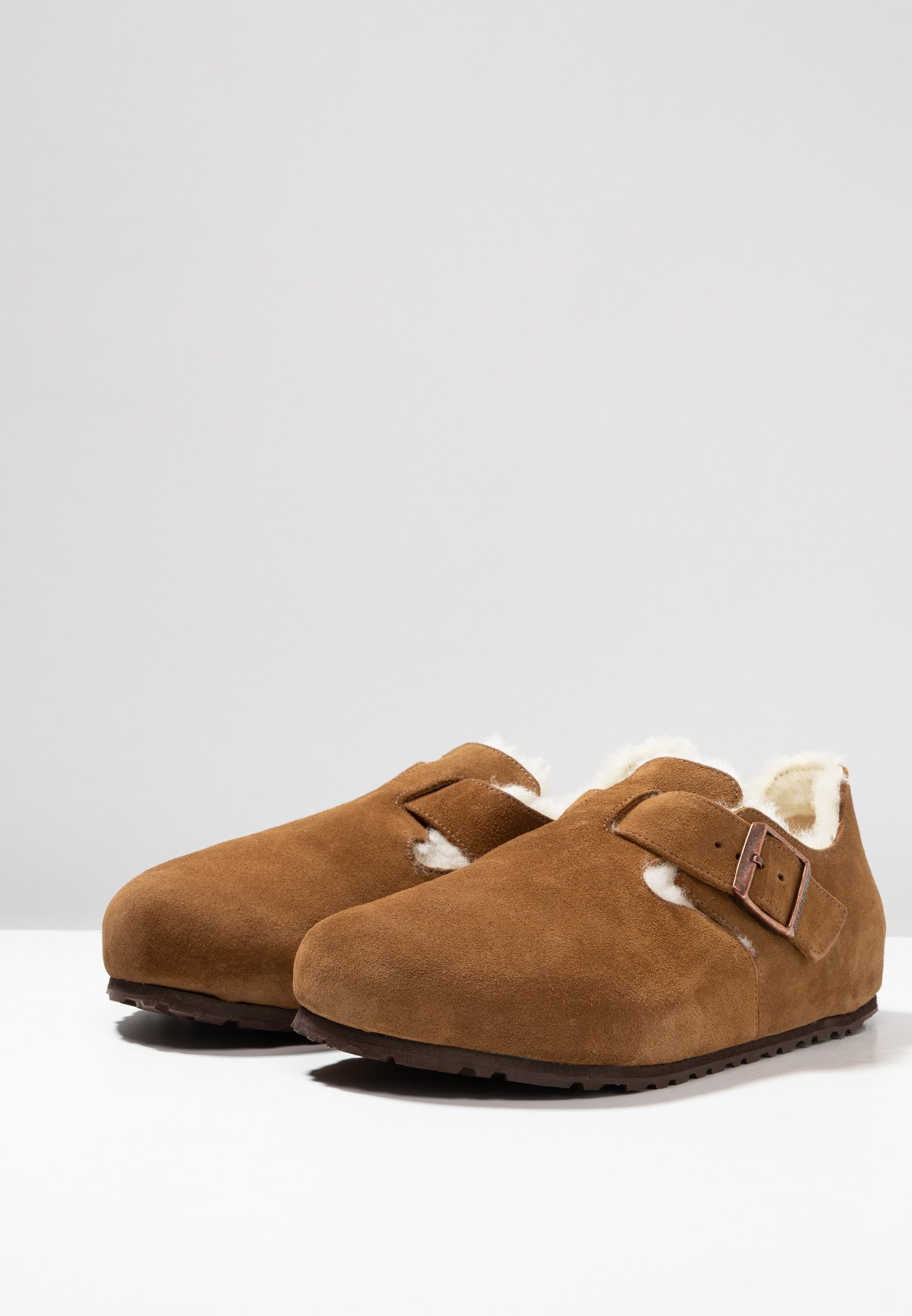 Cercando Scarpe da uomo Birkenstock LONDON Pantofole tea