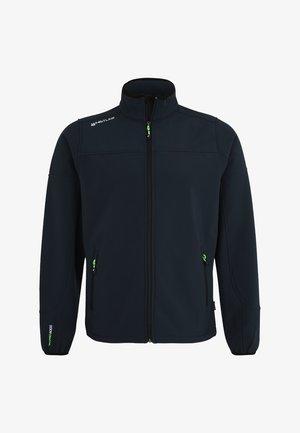DUBLIN - Soft shell jacket - navy