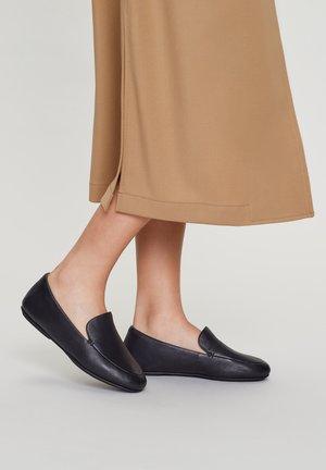 LENA - Loaferit/pistokkaat - all black