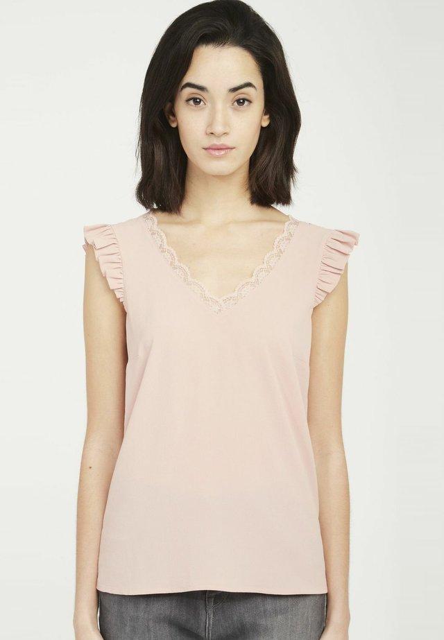 Blusa - pink