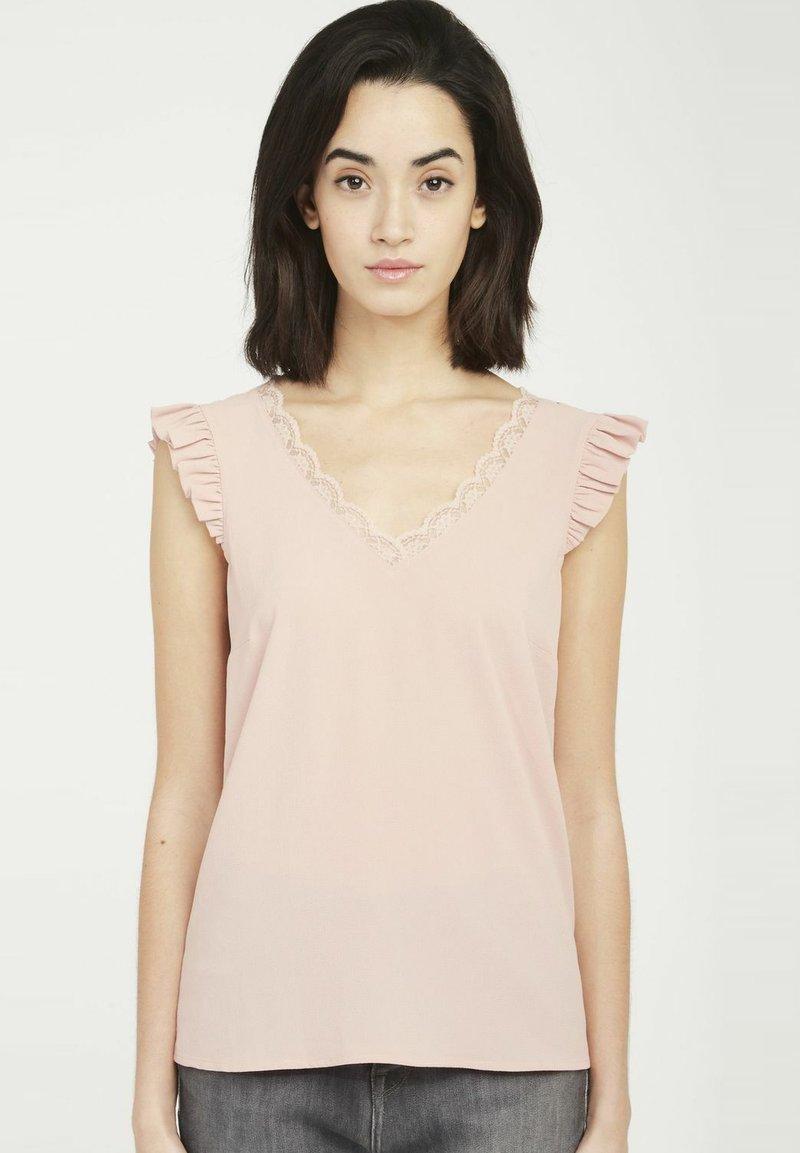 NAF NAF - Blouse - pink