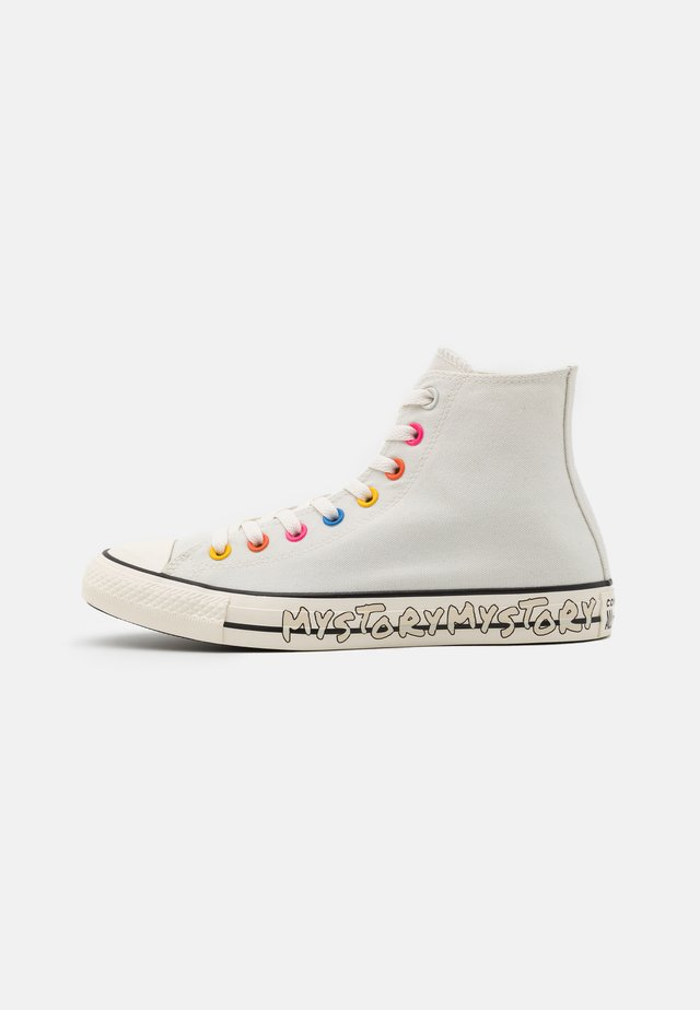 CHUCK TAYLOR ALL STAR MY STORY - High-top trainers - egret/hyper pink/black