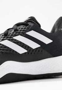 adidas Performance - FITBOUNCE - Trainers - core black/footwear white/grey six - 5