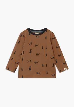 CATS DOGS - Langærmede T-shirts - honey