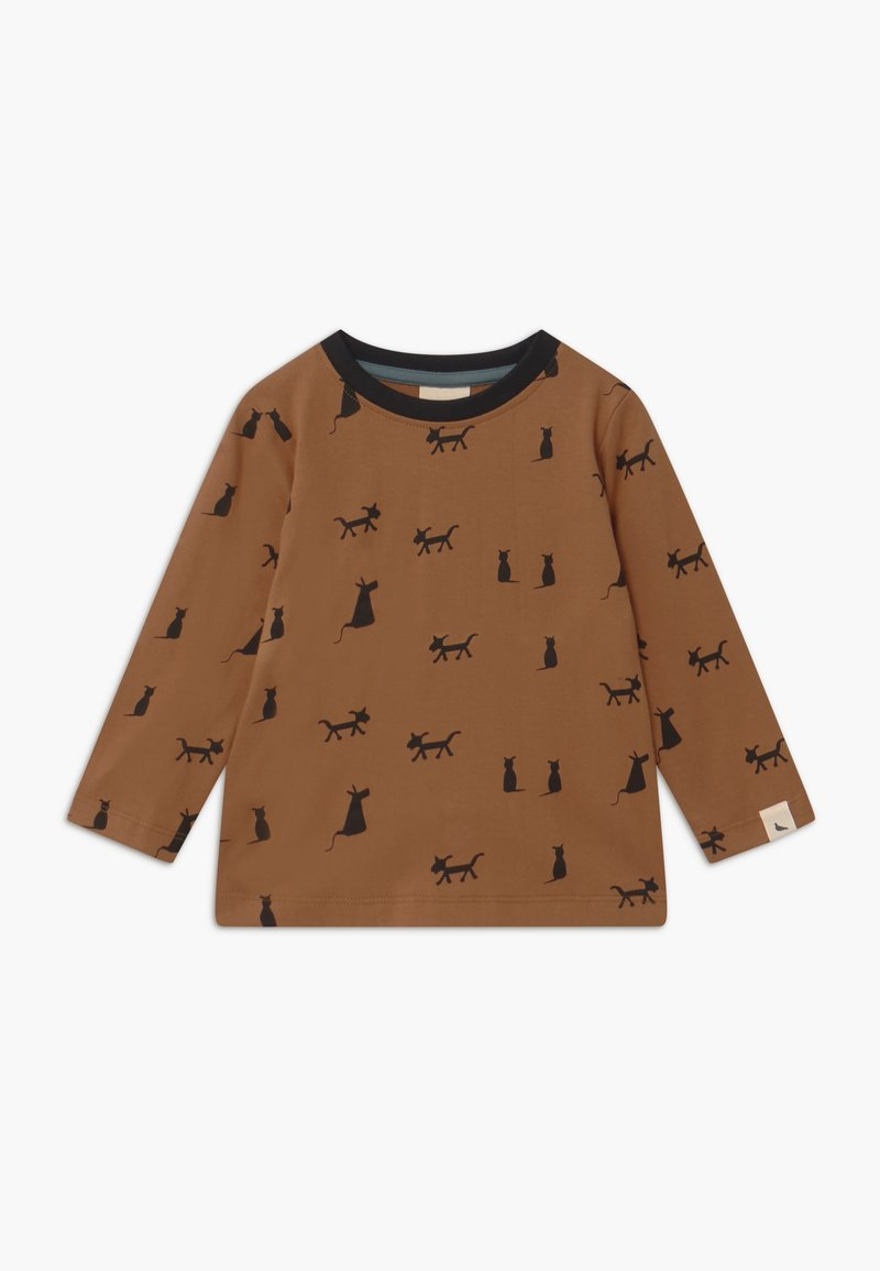 Turtledove - CATS DOGS - Long sleeved top - honey