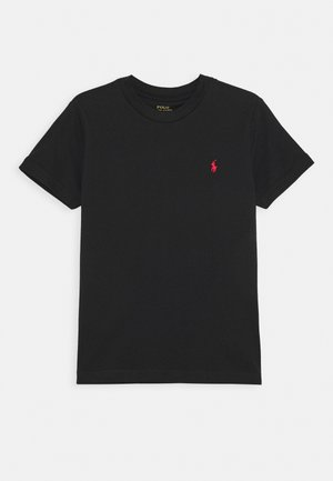TEE - T-Shirt basic - black