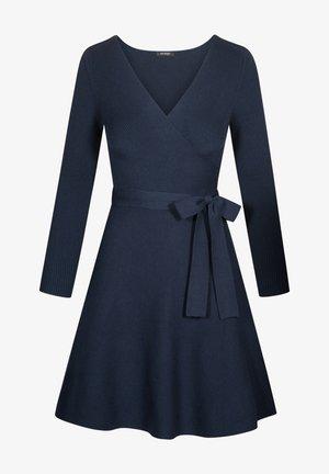Jumper dress - nachtblau