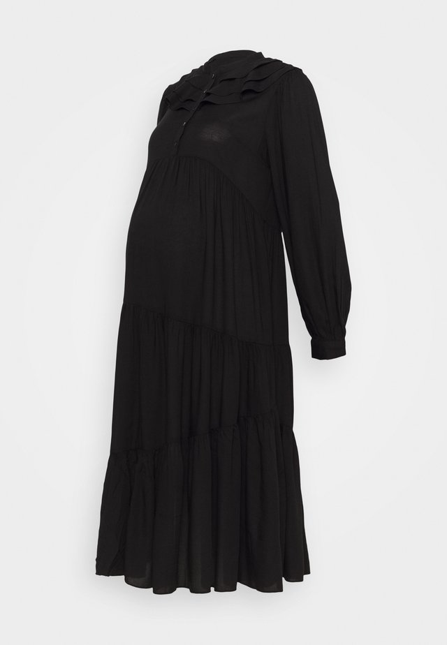 DAISY GRANDAD - Day dress - black