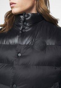 HUGO - BALTINO - Waistcoat - black - 6