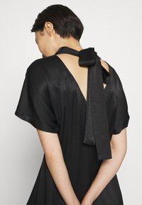 MAX&Co. - PATRIA - Vestito estivo - black - 5