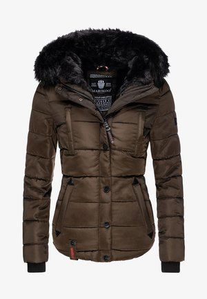 Winterjacke - brown