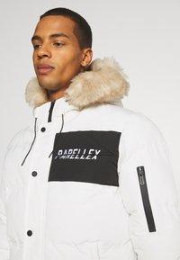 PARELLEX - SHADOW BUBBLE - Winter jacket - off-white - 5
