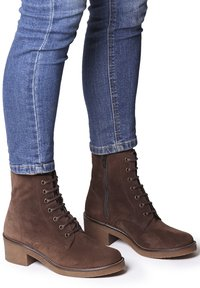 Toni Pons - PAVIA-SY - Lace-up ankle boots - marro - 0