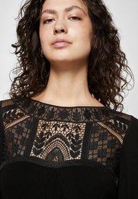 Alberta Ferretti - UNITARD - Cocktail dress / Party dress - black - 7